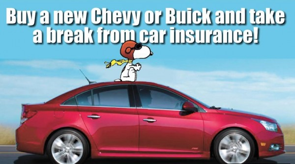 Save on Insurance with Chevrolet and Buick Through Metlife