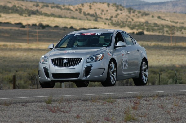 2012 Buick Regal GS Racing