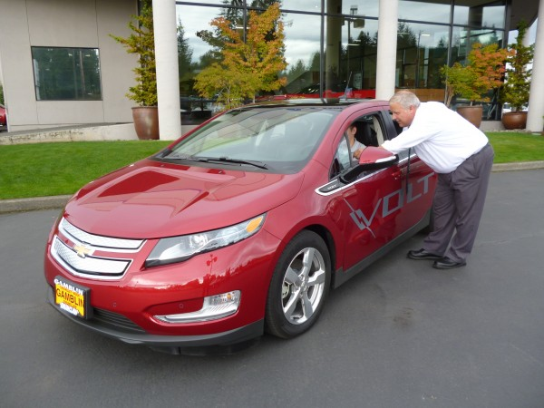 Seattle Chevrolet Volt