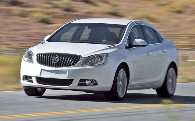 2012 Buick Verano Art Gamblin Motors