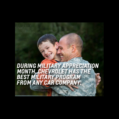 Military Month